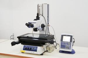 測定顕微鏡 精密測定